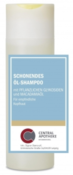 Ölshampoo 200ml