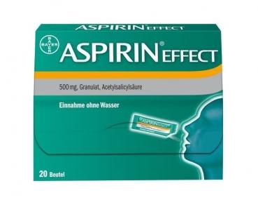 Aspirin Effect Granulat 20St.