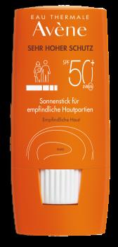 Avene - Sunsitive Sonnenstick für empfindliche Hautpartien SPF 50+ 8g