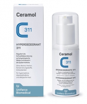 Ceramol 311 Hyperdeodorant 75ml