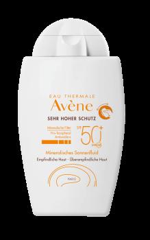 Avene - Mineralisches Sonnenfluid SPF 50+ 40ml