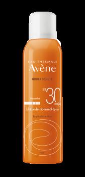 Avene - Sunsitive Schützendes Sonnenöl-Spray SPF 30 150ml