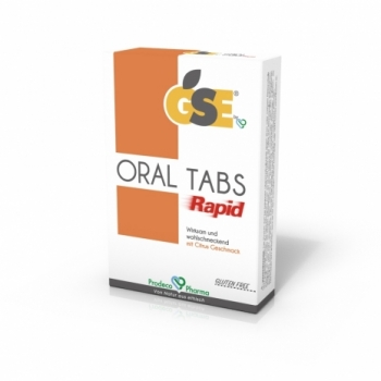 GSE - Oral Tabs Rapid 12St.