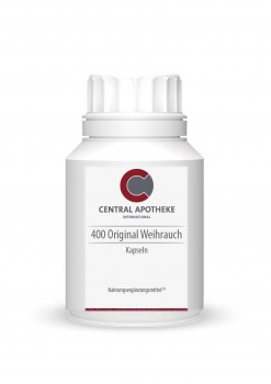 Central - Weihrauch 400 Original