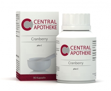 Central - Cranberry Plus C