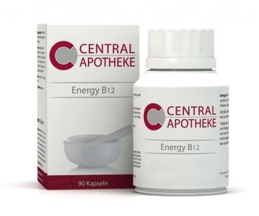 Central - Energy B12 Kapseln