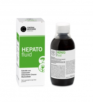 Unifarco - Hepatofluid 200ml