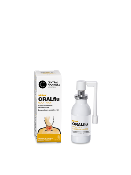 Unifarco - Oralflu Halsspray 20ml