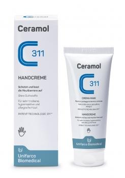 Ceramol 311 Handcreme 100ml