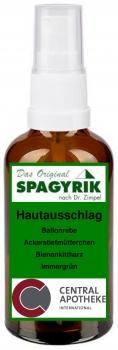 Spagyrik - Hautausschlag Spray 50ml