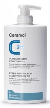 Ceramol 311 Reinigungsemulsion Gesicht & Körper 400ml