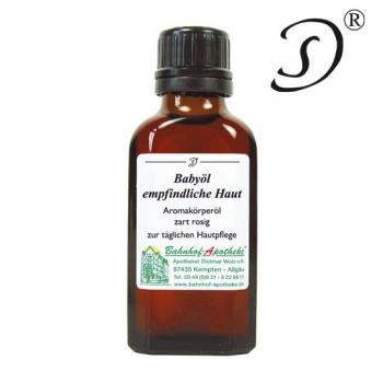 Stadelmann Babyöl für empfindliche Haut 50ml