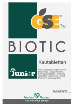 Biotic Junior 24Tbl.