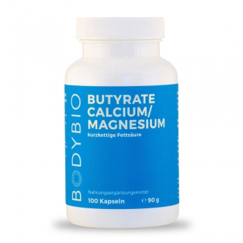 Butyrate (Calcium/Magnesium) Body Bio 100Kps.
