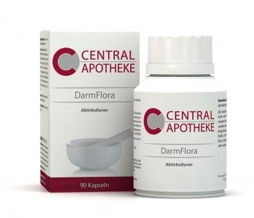 Central - Darmflora Aktivkulturen