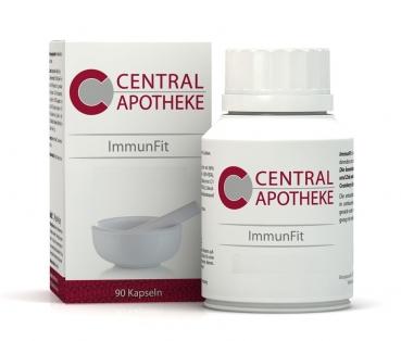 Central - ImmunFit Kapseln