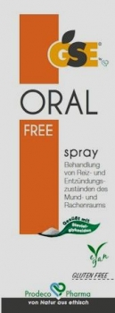 Oral Free Spray 20ml