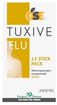 Tuxive Flu Stick Pack 12x10ml
