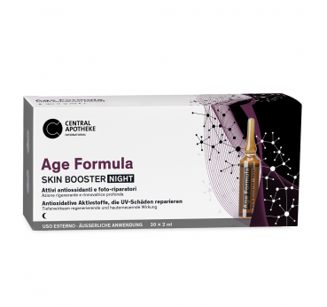 Central - Age Formula Skin Booster Nacht 30x2ml