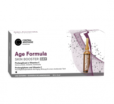 Central - Age Formula Skin Booster Tag 30x2ml