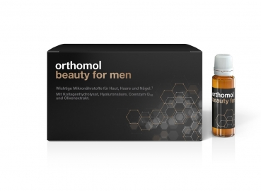 Orthomol - Beauty For Men 30Trinkampullen