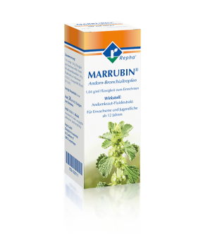 Marrubin Andorn Bronchialtropfen 50ml