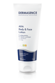 Dermasence AHA Body & Face Lotion 200ml