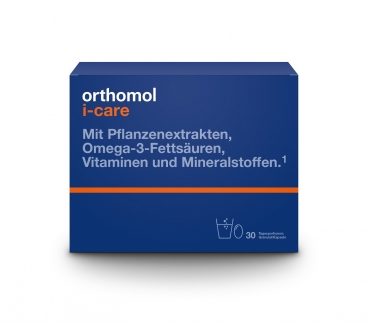 Orthomol - i-CAre 30Tagesportionen